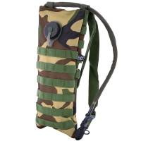 MFH Hydration Pack 2,5Lt Molle - Woodland