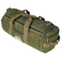 MFH Operation Bag Round Molle - Olive
