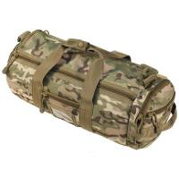 MFH Operation Bag Round Molle - Multicam