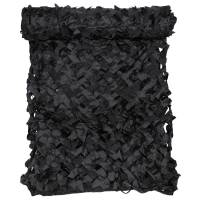 Camo Net 2x3m Basic w/ Bag - Black