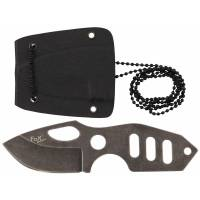 MFH Knife (Neck I) Stonew - Plastic Sheath