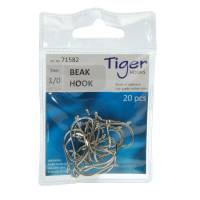 Αγκίστρι Beak Hook Nickeled - 20pcs