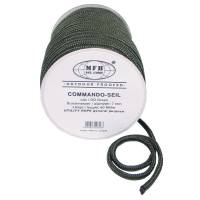 MFH 7mm Commando Rope 60M - Olive