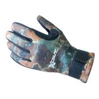 XDive Amara S 2mm Gloves Camo