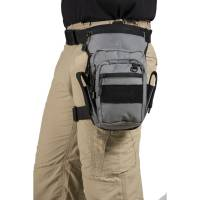 Pentagon MAX-S 2.0 Thigh Pouch - Black / Sage