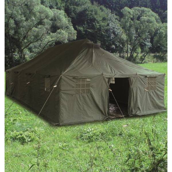 Camping Quartermaster: Mil-Tec Army Tent Polyester