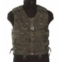 Mil-Tec Carrier Vest Modular System - Olive