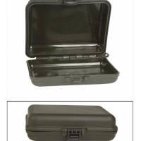 Mil-Tec Utility Box 12x10x3,5cm - Olive