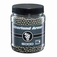 Oberland Arms 5000 BBs 0,12g Black Label