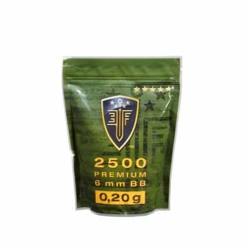 Elite Force Premium 2500 BBs 0,20g