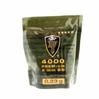 Elite Force Premium 4000 BBs 0,23g