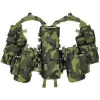 MFH South African Tactical Vest - M95 CZ Camo