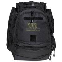 MFH US National Guard 40L Backpack - Black