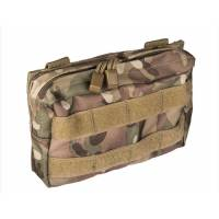 Mil-Tec Molle Belt Pouch Small - Multicam