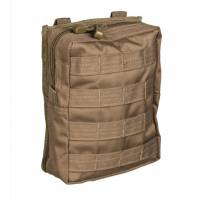 Mil-Tec Molle Belt Pouch Large - Dark Coyote