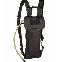 Mil-Tec Hydration Pack 2,5L Laser Cut - Black