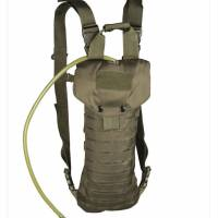 Mil-Tec Hydration Pack 2,5L Laser Cut - Olive