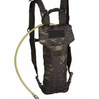 Mil-Tec Hydration Pack 2,5L Laser Cut - Multicam Black