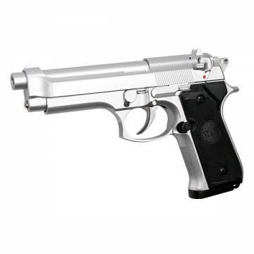ASG GNB Beretta M92F Hop-up Silver