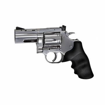Dan Wesson 715 2,5 Inch 4,5mm (Pellets) Silver - Full Metal