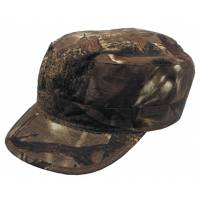 MFH US BDU Field Cap (Rip-stop) Hunter Brown