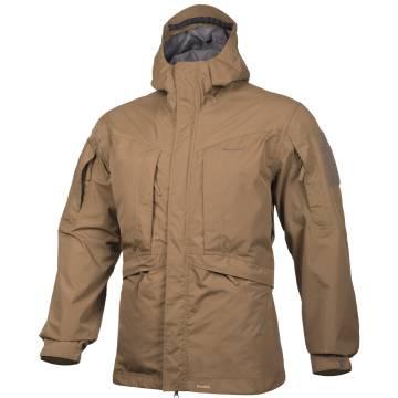 Pentagon Monsoon Rain Shell Jacket - Coyote