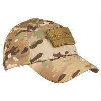 Mil-Tec Softshell BB Cap - Multicam