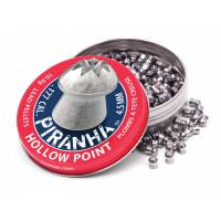 Crosman Piranha Hollow Point 4,5mm Pellets - 400pcs