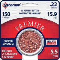 Crosman Copper Magnum 5,5mm Pellets - 150pcs