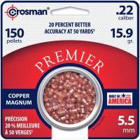 Crosman Copper Magnum 5,5mm Pellets - 150pcs