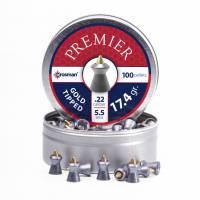Crosman Gold Tipped 5,5mm Pellets - 100pcs
