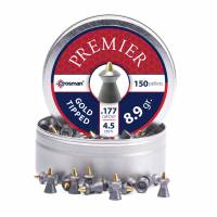 Crosman Gold Tipped 4,5mm Pellets - 150pcs