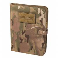 Mil-Tec Tactical Notebook Medium - Multicam