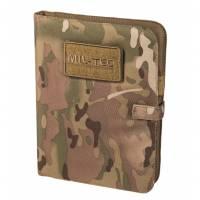 Mil-Tec Tactical Notebook Medium - Multicam