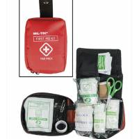 Mil-Tec First Aid Midi Pack - Red