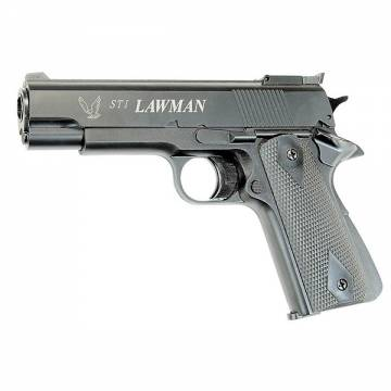 ASG 1911 STI Lawman GNB - Black