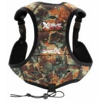 Weight Vest Exact Camo