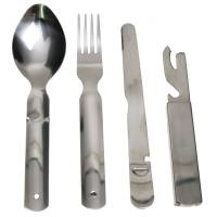 MFH BW Cutlery Set Imitation
