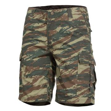 Pentagon BDU 2.0 Short Pants (Rip-stop) Greek Lizard