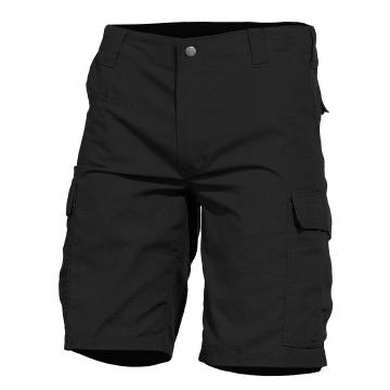 Pentagon BDU 2.0 Short Pants (Rip-stop) Black