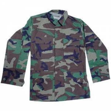 Woodland Camo Uniform Set (Ripstop)