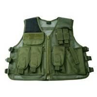 Tactical Vest (Green-one size)