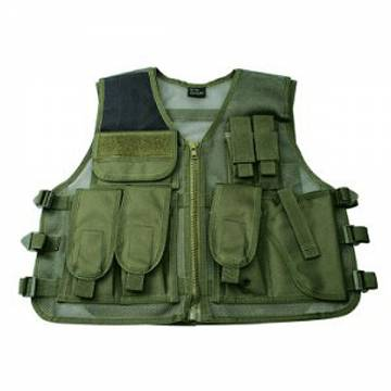 Recon Tactical Vest (One Size) Olive