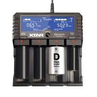 Xtar VP4 Plus Dragon Φορτιστής Μπαταριών