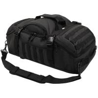 MFH Travel 48L Backpack Bag - Black