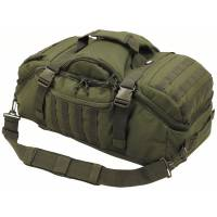 MFH Travel 48L Backpack Bag - Olive