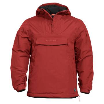 Pentagon Urban Tactical Anorak - Red