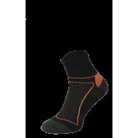 Comodo Bike Performance Socks Bik 1 - Black / Orange