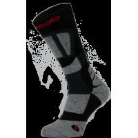 Comodo Trekking Socks STT - Black / Grey