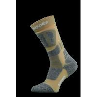 Comodo Trekking Socks STT - Beige / Grey